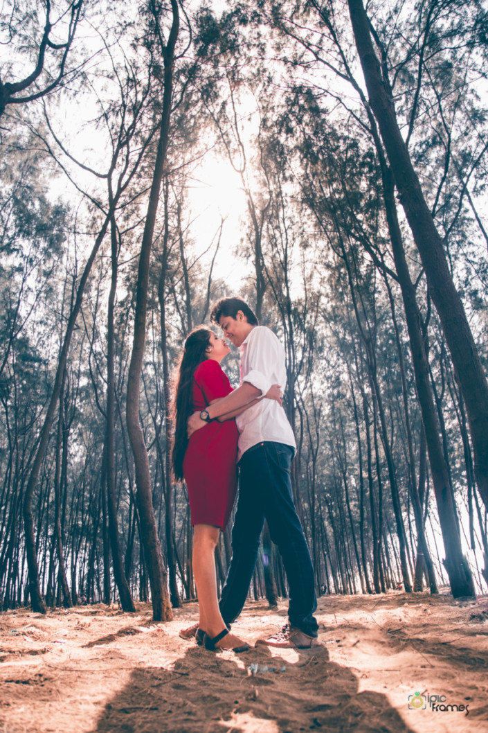 Pre-Wedding Photography Mumbai